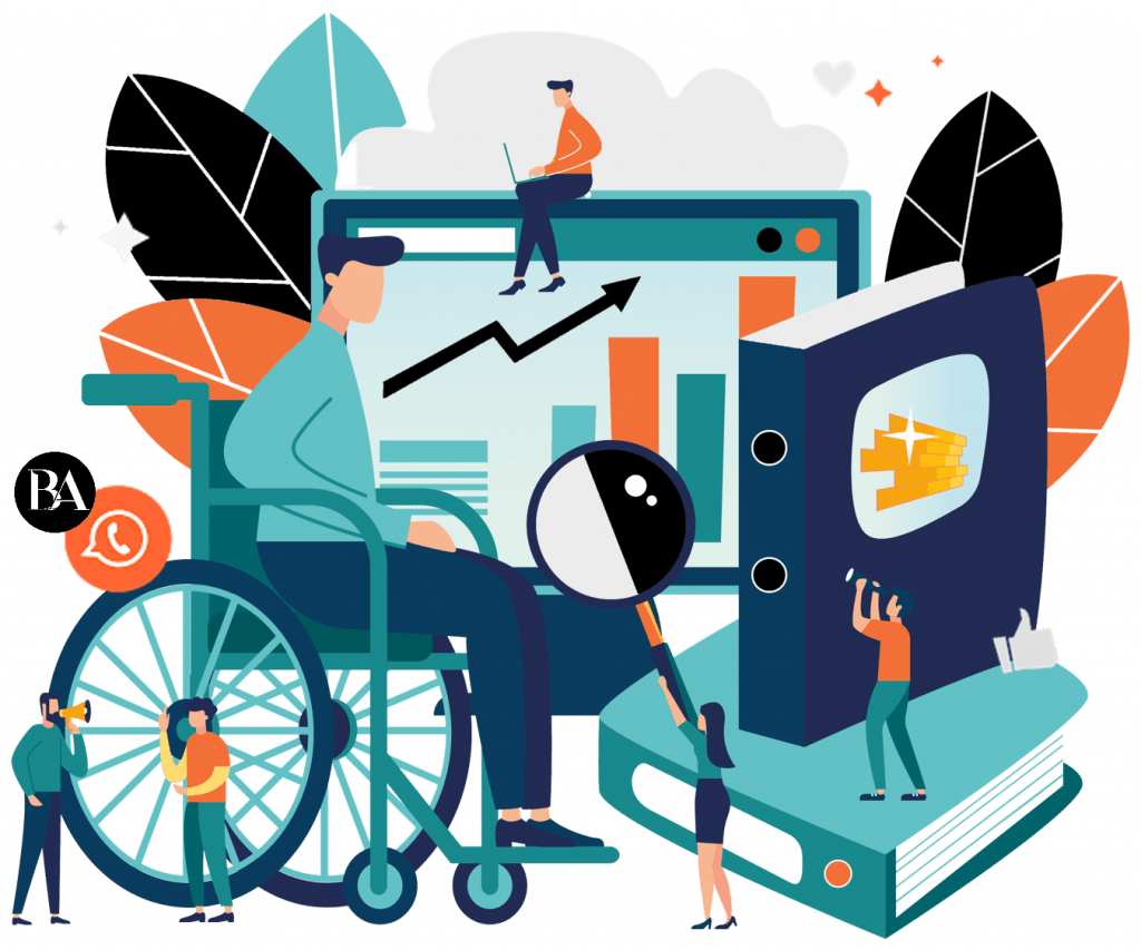 Web Accessibility and ADA Website Compliance by Blissbranding Agency