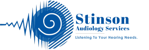 Stinson Audiology Services company branding and website built by Blissbranding Agency