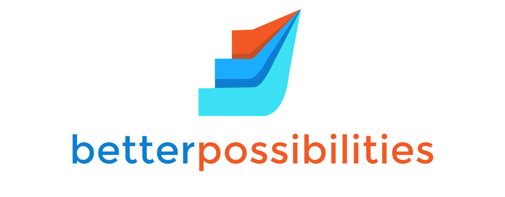 Better Possibilities company branding and website built by Blissbranding Agency